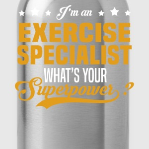 Exercise Specialist T-Shirts - Water Bottle