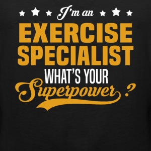 Exercise Specialist T-Shirts - Men's Premium Tank