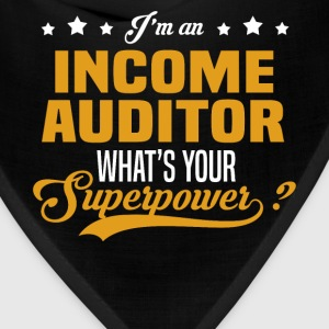 Income Auditor T-Shirts - Bandana