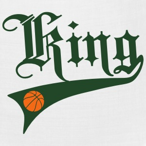 King Of Basketball T-Shirts - Bandana
