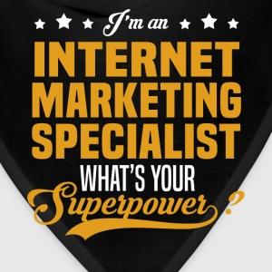 Internet Marketing Specialist T-Shirts - Bandana