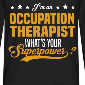 Occupation Therapist T-Shirts - Men's Premium Long Sleeve T-Shirt