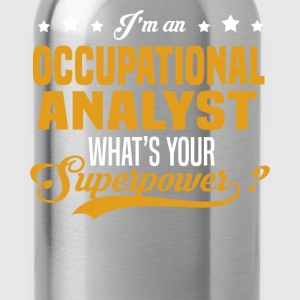Occupational Analyst T-Shirts - Water Bottle