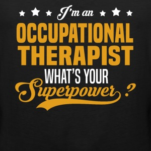 Occupational Therapist T-Shirts - Men's Premium Tank