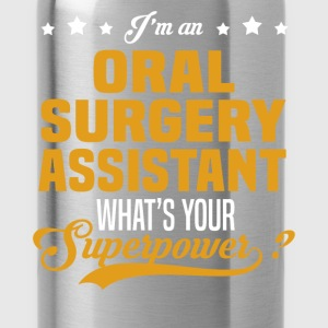 Oral Surgery Assistant T-Shirts - Water Bottle