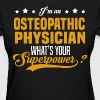 Osteopathic Physician T-Shirts - Women's T-Shirt