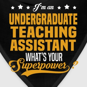 Undergraduate Teaching Assistant T-Shirts - Bandana