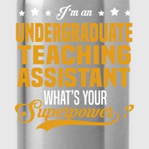 Undergraduate Teaching Assistant T-Shirts - Water Bottle