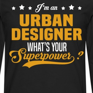 Urban Designer T-Shirts - Men's Premium Long Sleeve T-Shirt