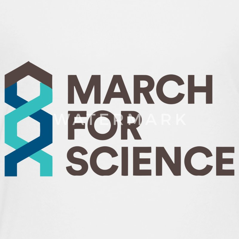 MARCH FOR SCIENCE - Toddler Premium T-Shirt