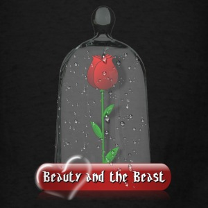 Dream about Enchanted Rose Tote Bag - Men's T-Shirt