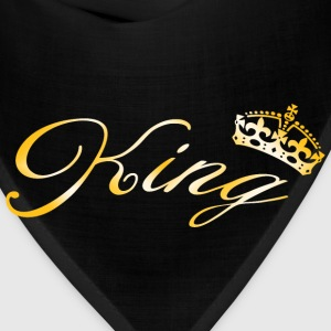 King Crown T-Shirts - Bandana