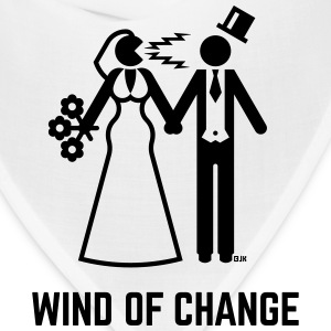 Wind Of Change (Stag Night, Bachelor Party, Groom) T-Shirts - Bandana
