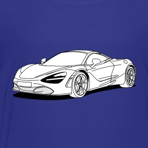 720s Coupe filled in Kids' Shirts - Toddler Premium T-Shirt