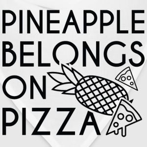 Pineapple Pizza - Bandana