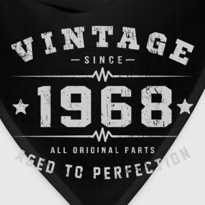 1968 Aged To Perfection T-Shirts - Bandana