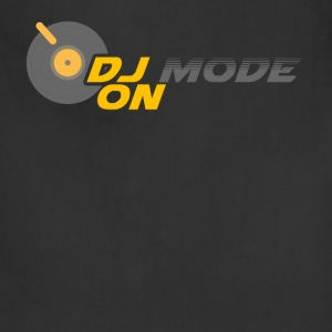 Deejay - DJ mode on - Adjustable Apron