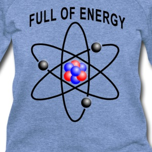 full_of_energy_tee_ - Women's Wideneck Sweatshirt