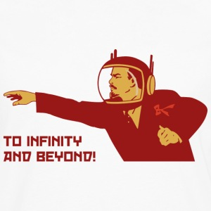 To infinity and beyond! T-Shirts - Men's Premium Long Sleeve T-Shirt