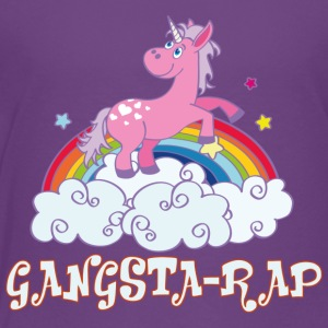 Gangsta-Rap Kids' Shirts - Toddler Premium T-Shirt