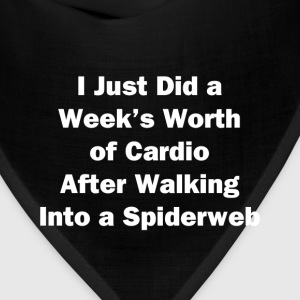 Week's Worth of Cardio - Bandana