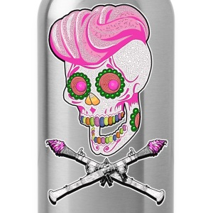 Candy Jolly Roger (For Ladies) - Water Bottle