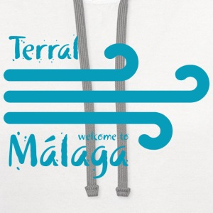 Welcome to Malaga 4 T-Shirts - Contrast Hoodie