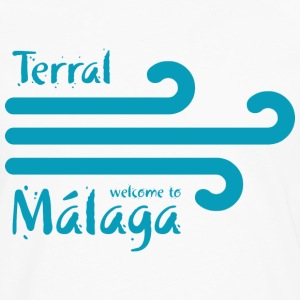 Welcome to Malaga 4 T-Shirts - Men's Premium Long Sleeve T-Shirt