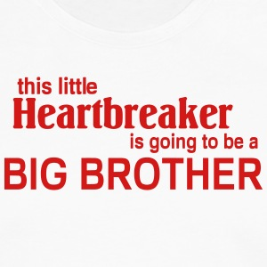 This little Heart breaker is going to be a Big Bro Kids' Shirts - Men's Premium Long Sleeve T-Shirt