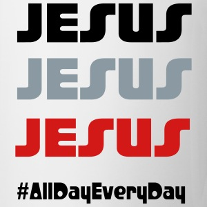 Jesus allday everyday - Coffee/Tea Mug