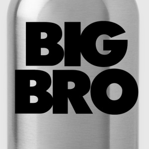 Big BRO new big brother to be - Water Bottle