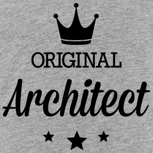 Original architect Kids' Shirts - Toddler Premium T-Shirt