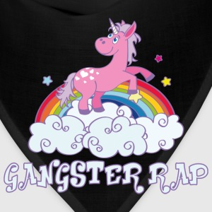 gangster rap T-Shirts - Bandana