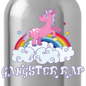 gangster rap T-Shirts - Water Bottle
