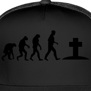 graveyard evolution T-Shirts - Trucker Cap