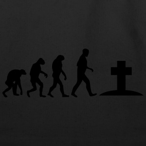 graveyard evolution T-Shirts - Eco-Friendly Cotton Tote