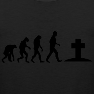 graveyard evolution T-Shirts - Men's Premium Tank