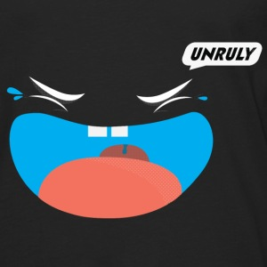 Unruly LOL Bag - Men's Premium Long Sleeve T-Shirt