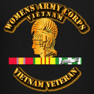 Womans Army Corps in Vietnam - Toddler Premium T-Shirt
