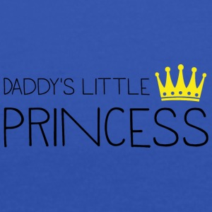 Daddy's little Princess Kids' Shirts - Women's Flowy Tank Top by Bella