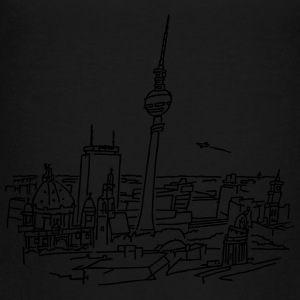 Panorama of Berlin Kids' Shirts - Toddler Premium T-Shirt