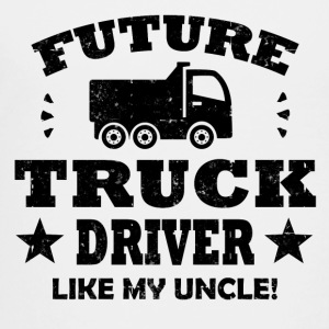 UNCLEDRIVER1.png Kids' Shirts - Toddler Premium T-Shirt