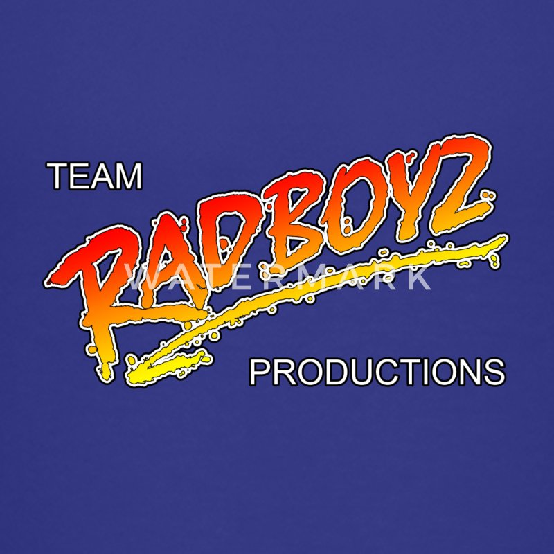 Team Radboyz Productions logo Kids' Shirts - Kids' Premium T-Shirt