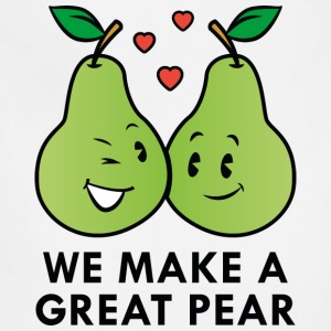 We Make A Great Pear - Adjustable Apron