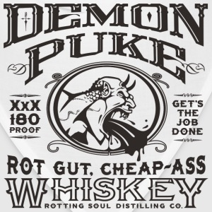 Demon Puke Whiskey - Bandana