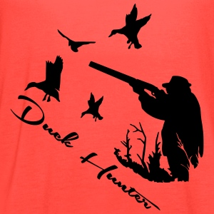 Duck Hunter4 T-Shirts - Women's Flowy Tank Top by Bella