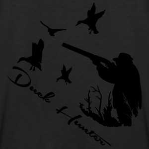 Duck Hunter4 T-Shirts - Men's Premium Tank