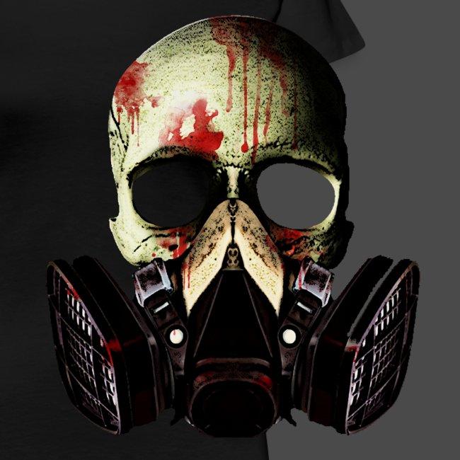 Khan Blood Skull Women's T-Shirt