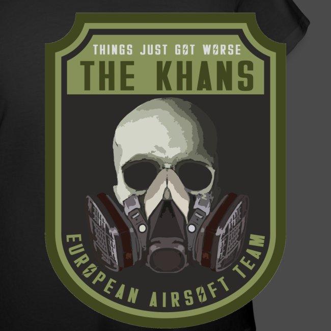 Khans European Airsoft Team Men's T-Shirt