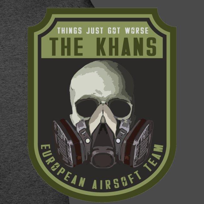 Khans European Airsoft Team Men's Hoodie